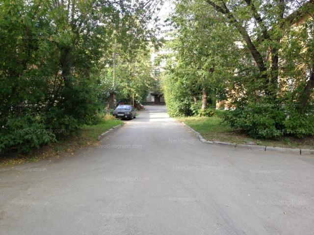 Адрес(а) на фотографии: Таллинский переулок, 8, Екатеринбург