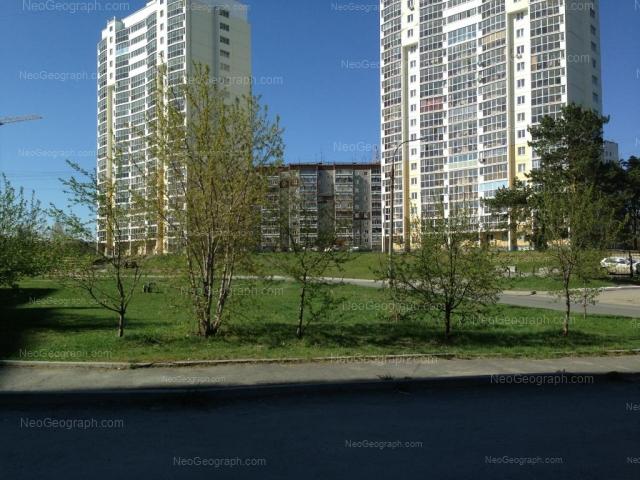 Адрес(а) на фотографии: Билимбаевская улица, 37, 39, 43, Екатеринбург