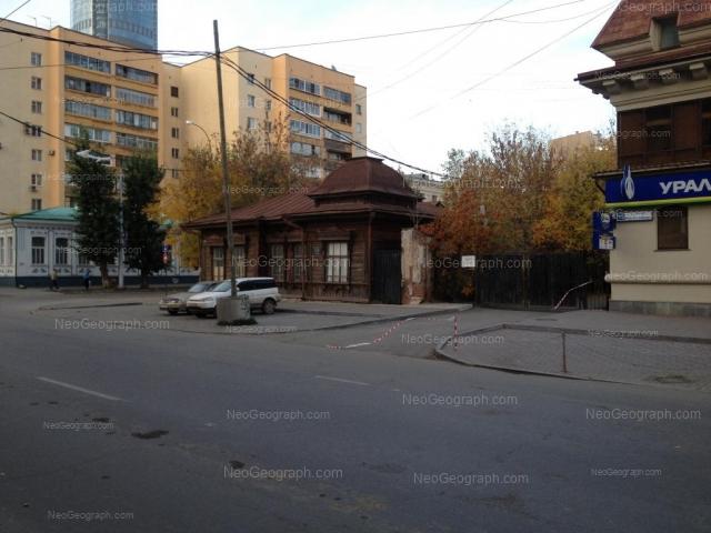 Адрес(а) на фотографии: улица Розы Люксембург, 9, 11, 15, Екатеринбург