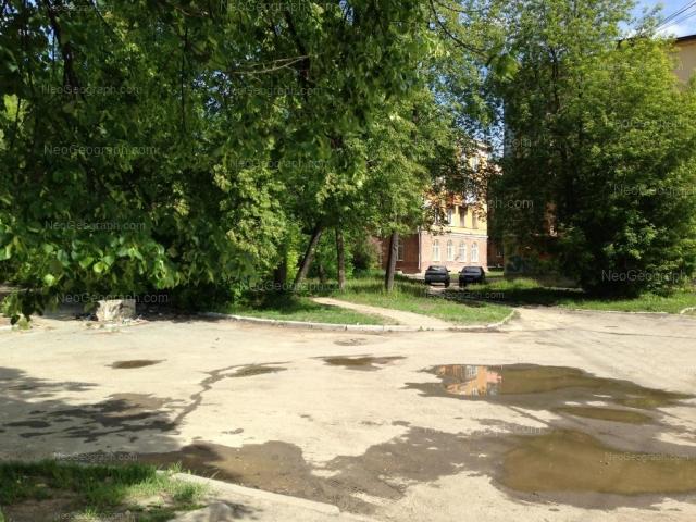 Адрес(а) на фотографии: улица XXII Партсъезда, 15, 17, Екатеринбург