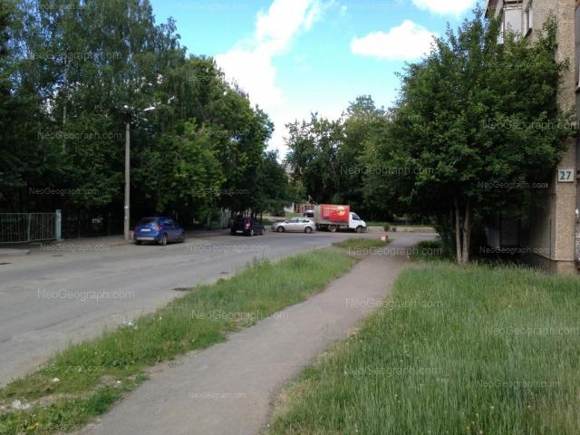 Адрес(а) на фотографии: улица Индустрии, 25, 27, Екатеринбург
