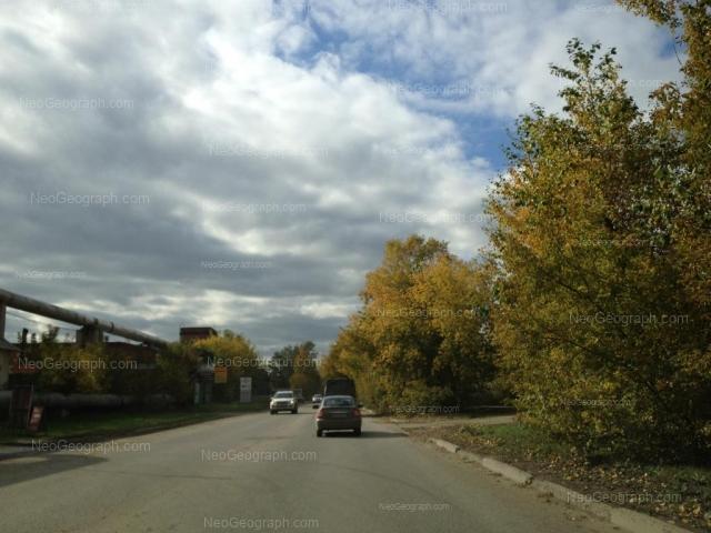 Адрес(а) на фотографии: улица Альпинистов, 53, Екатеринбург