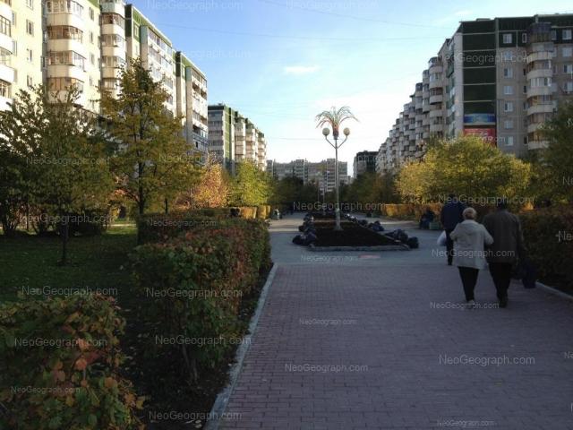 Адрес(а) на фотографии: улица Академика Шварца, 16 к2, 18 к1, Екатеринбург