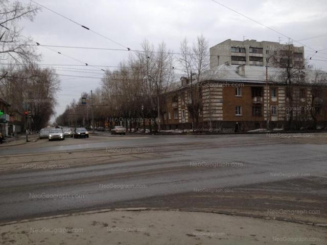 Address(es) on photo: Entusiastov street, 26, 27, Yekaterinburg
