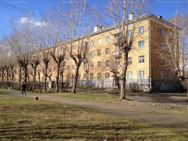 Адрес(а) на фотографии: Коуровская улица, 22, Екатеринбург
