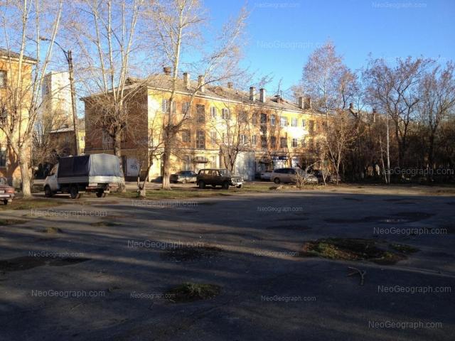 Адрес(а) на фотографии: улица Данилы Зверева, 19, 20, 22, Екатеринбург