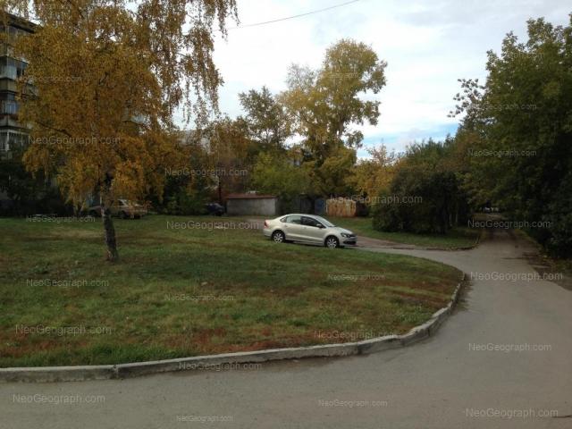 Адрес(а) на фотографии: Заводская улица, 43/2, 43/3, Екатеринбург
