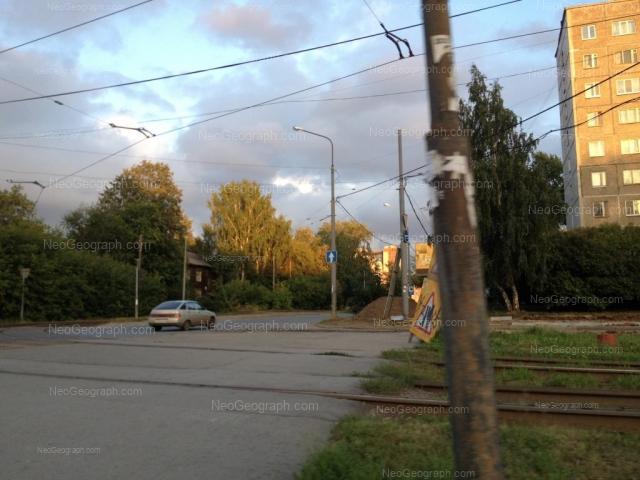 Адрес(а) на фотографии: Уральская улица, 19, 46, Екатеринбург