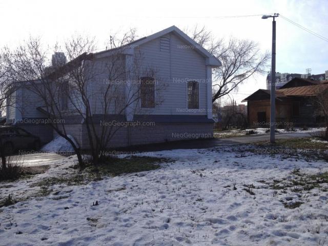 Адрес(а) на фотографии: улица Челюскинцев, 5в, 5ж, Екатеринбург