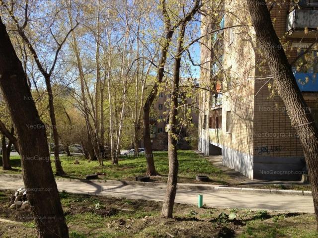 Адрес(а) на фотографии: Гурзуфская улица, 17, 20, Екатеринбург