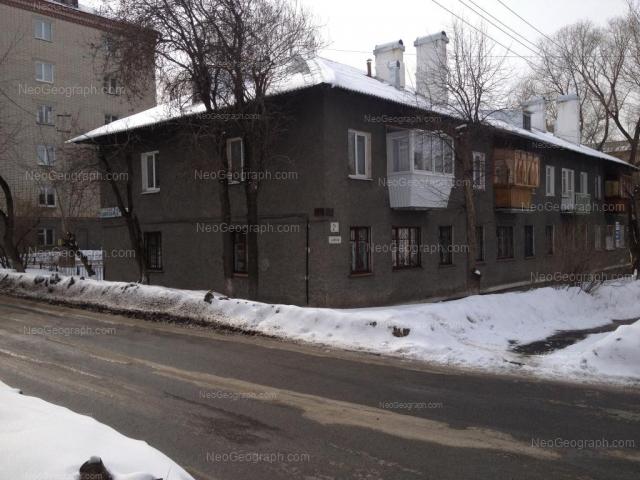Address(es) on photo: Sovetskaya street, 1/3, 2А, Yekaterinburg