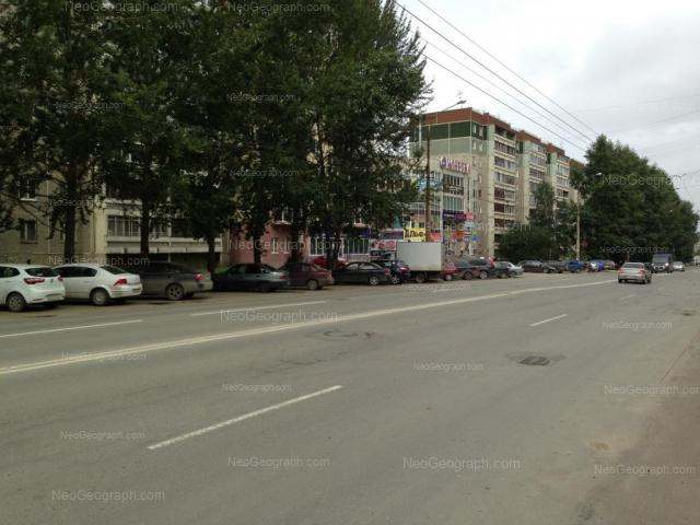 Адрес(а) на фотографии: Таганская улица, 51, 53А, 55, 55А, Екатеринбург