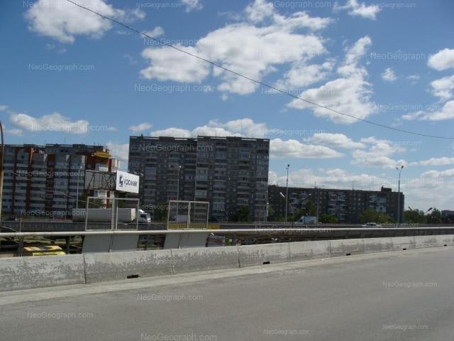Адрес(а) на фотографии: улица Бебеля, 136, 138, Екатеринбург