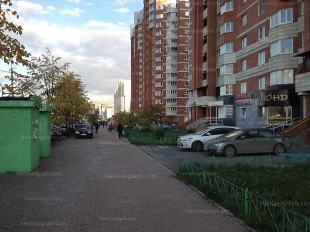 Адрес(а) на фотографии: улица Академика Шварца, 8 к1, 10 к1, Екатеринбург