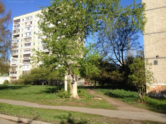 Адрес(а) на фотографии: улица Академика Бардина, 34, Екатеринбург