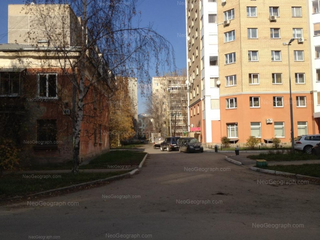 Адрес(а) на фотографии: улица Грибоедова, 26, Екатеринбург