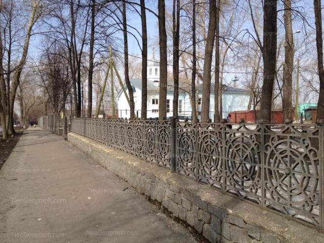 Адрес(а) на фотографии: улица Бабушкина, 2, Екатеринбург