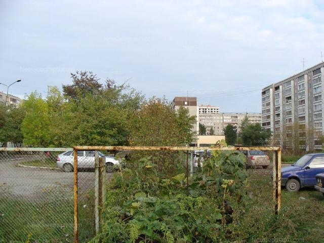 Адрес(а) на фотографии: улица Академика Постовского, 12А, 14, Екатеринбург