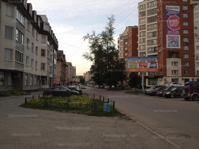 Адрес(а) на фотографии: Красноармейская улица, 41, 76, 78, Екатеринбург