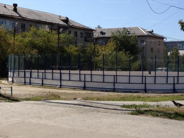 Address(es) on photo: 40 let Komsomola street, 10, 10А, Yekaterinburg