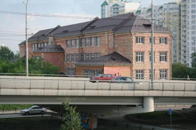 Адрес(а) на фотографии: улица Бажова, 31А, 68, Екатеринбург
