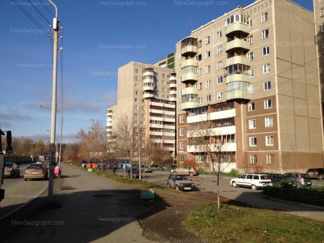 Адрес(а) на фотографии: улица Крестинского, 15, Екатеринбург