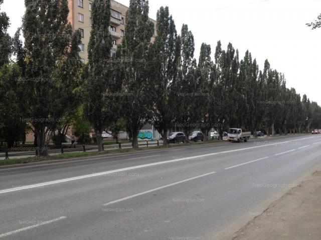 Address(es) on photo: Vostochnaya street, 86, Yekaterinburg
