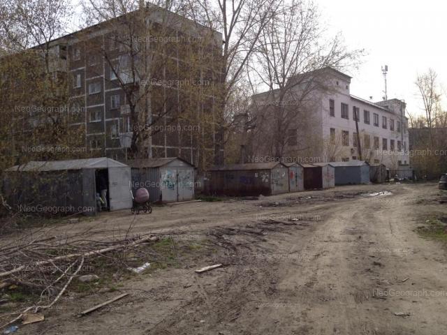 Адрес(а) на фотографии: Посадская улица, 46, 48А, Екатеринбург