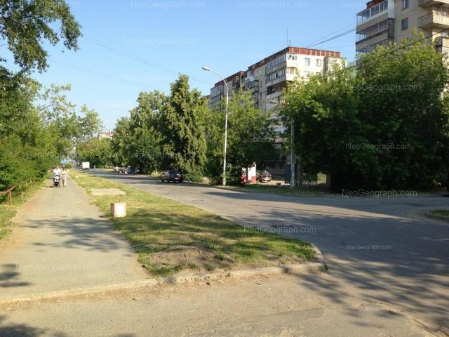 Адрес(а) на фотографии: улица Уральских Рабочих, 8, 10, 14, Екатеринбург