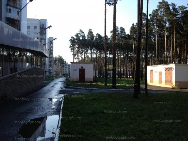 Адрес(а) на фотографии: Волгоградская улица, 187, Екатеринбург
