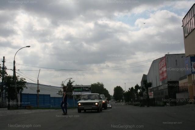 Адрес(а) на фотографии: Артинская улица, 2/1, 3, 5, Екатеринбург