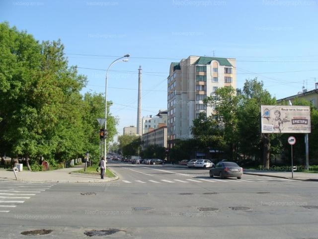 Адрес(а) на фотографии: улица Большакова, 79, Екатеринбург