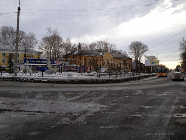 Адрес(а) на фотографии: Техническая улица, 62, 64, 66, Екатеринбург