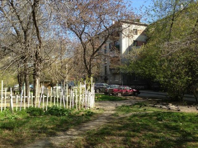 Address(es) on photo: Michurina street, 54, Yekaterinburg