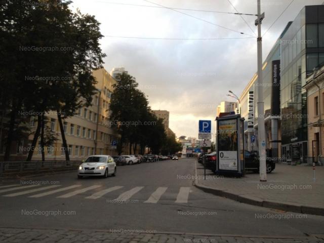 Адрес(а) на фотографии: проспект Ленина, 25, Екатеринбург