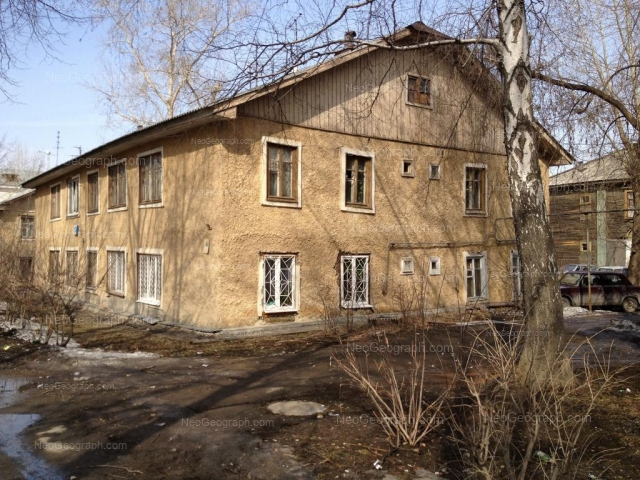 Адрес(а) на фотографии: улица Корепина, 7А, Екатеринбург