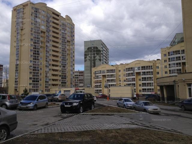 Адрес(а) на фотографии: улица Готвальда, 21/3, 23/2, Екатеринбург