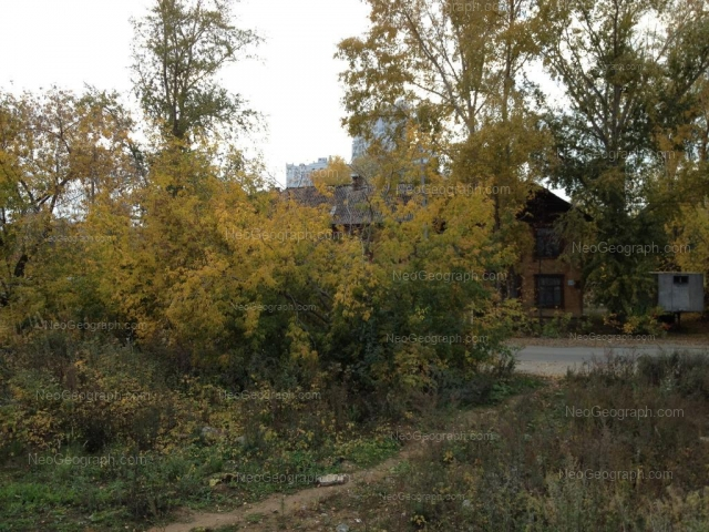 Адрес(а) на фотографии: улица Пирогова, 14, Екатеринбург