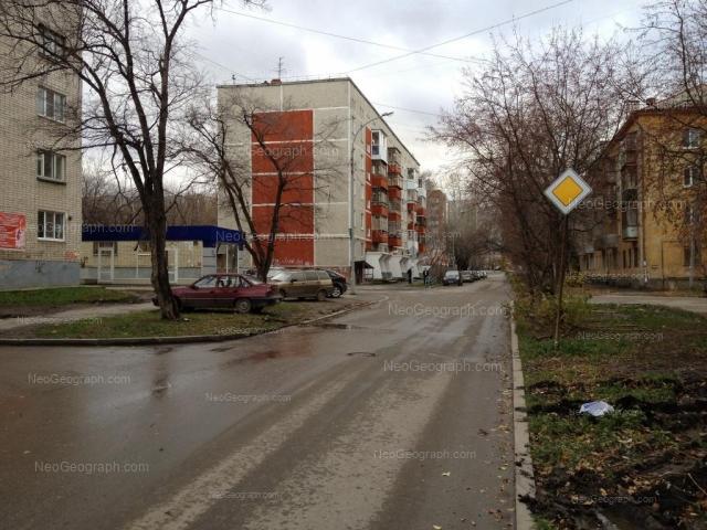 Адрес(а) на фотографии: улица Отто Шмидта, 74, 101, Екатеринбург