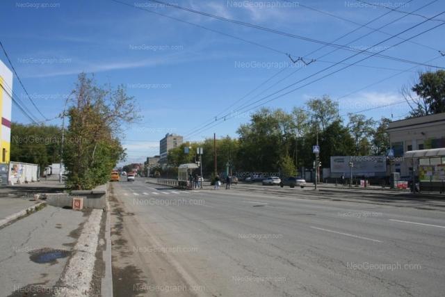 Address(es) on photo: Frontovikh Brigad street, 18Б, 22, Yekaterinburg