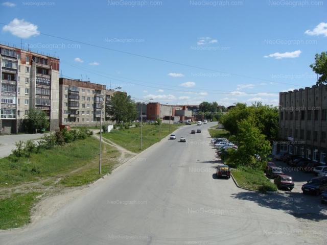 Адрес(а) на фотографии: Техническая улица, 63, Екатеринбург