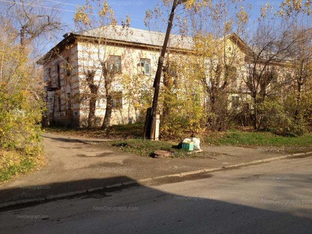 Адрес(а) на фотографии: Самаркандская улица, 25, Екатеринбург