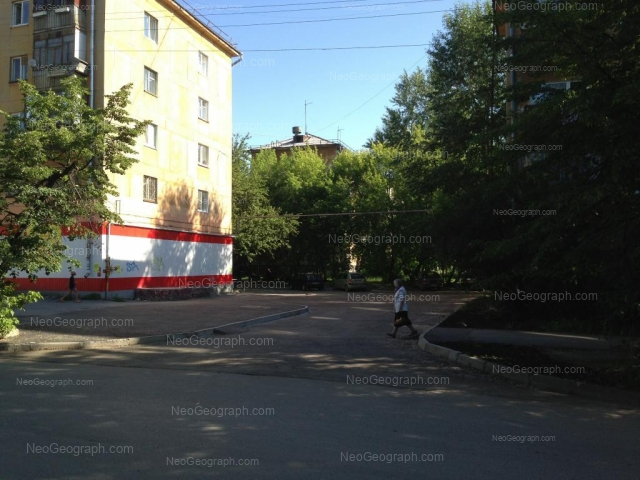 Адрес(а) на фотографии: улица XXII Партсъезда, 18Б, 20, Екатеринбург
