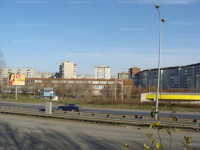 Адрес(а) на фотографии: Родонитовая улица, 2 к1, 2 к2, Екатеринбург