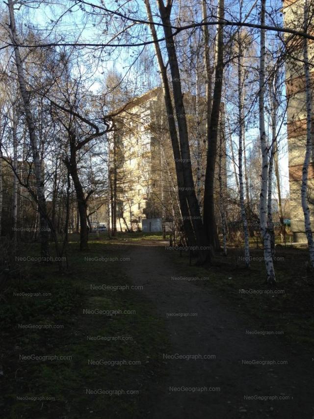 Адрес(а) на фотографии: улица Блюхера, 73, Екатеринбург