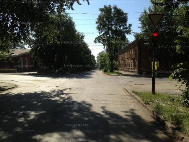 Адрес(а) на фотографии: улица XXII Партсъезда, 10, 13, Екатеринбург
