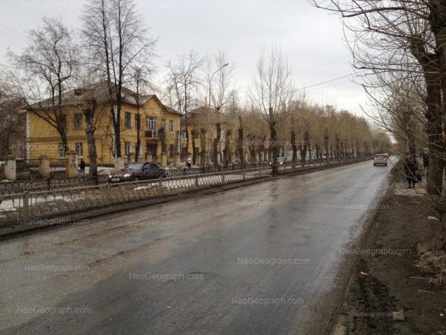 Address(es) on photo: Baumana street, 8, 10, Yekaterinburg
