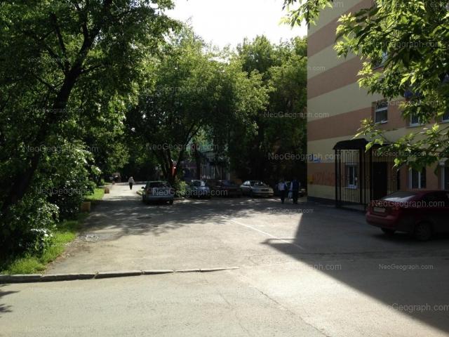 Адрес(а) на фотографии: улица Машиностроителей, 35, 37, Екатеринбург