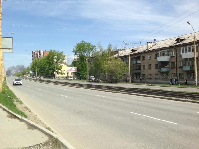 Адрес(а) на фотографии: улица Бебеля, 168, 170, 176, Екатеринбург
