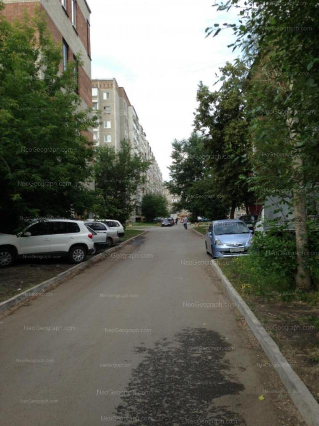Адрес(а) на фотографии: улица Индустрии, 53, 56а, Екатеринбург